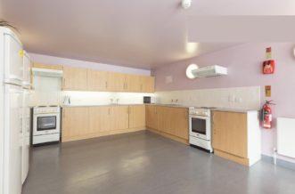 Waterloo Southwark residence accommodation - Shared Kitchen