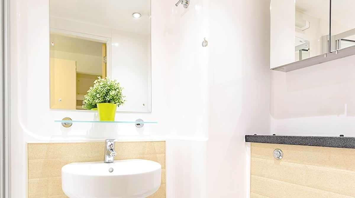 Fulham residence accommodation - Bathroom