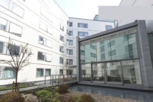 Waterloo Southwark residence accommodation - External