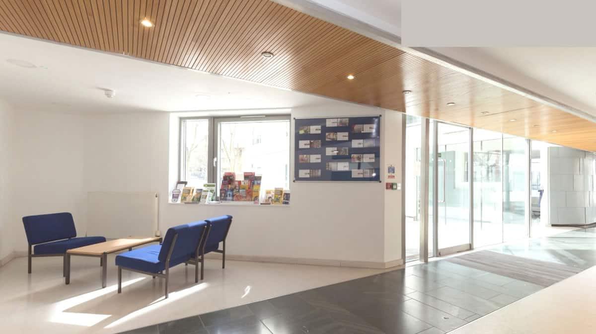 Southwark residence accommodation - Reception