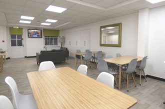 Hyde Park residence accommodation - Common Area