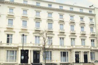 Paddington residence accommodation - External
