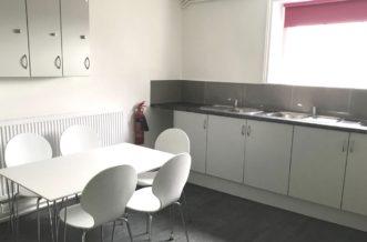Paddington residence accommodation - Kitchen