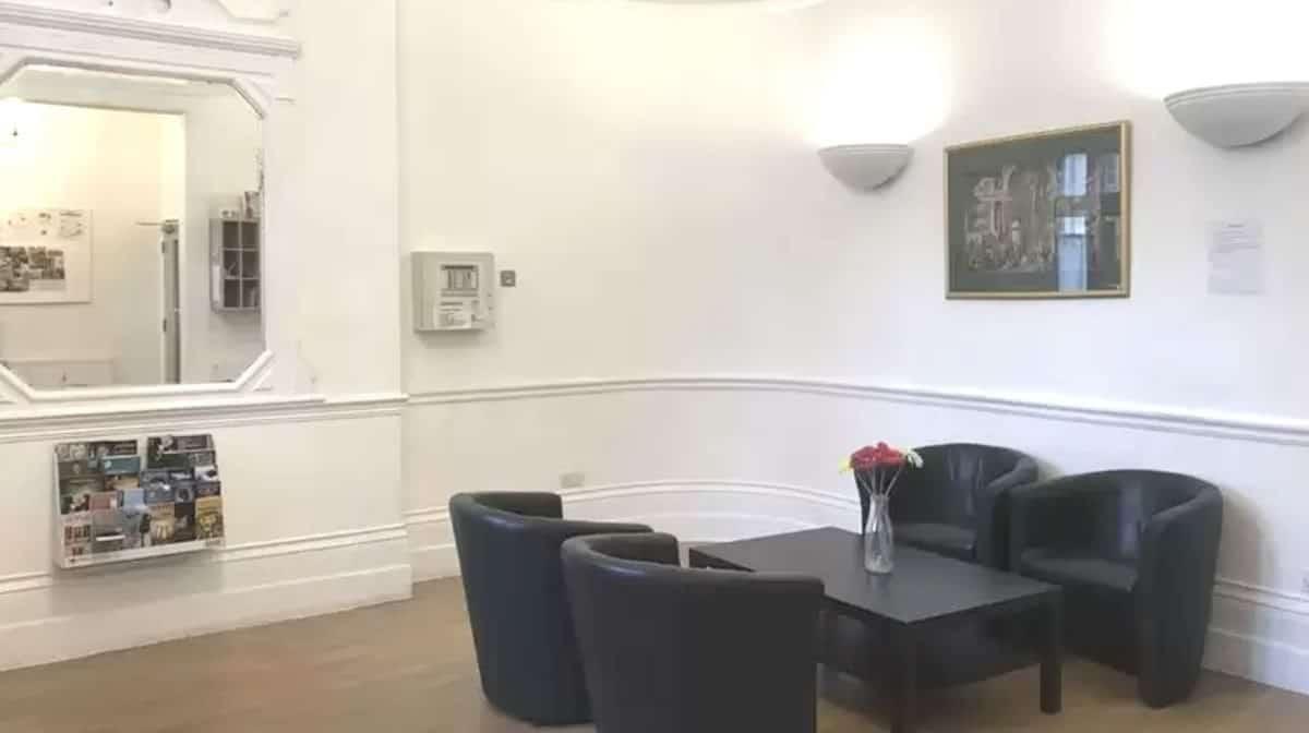 Paddington residence accommodation - Lobby