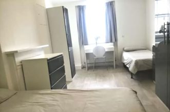 Paddington residence accommodation - Triple Room