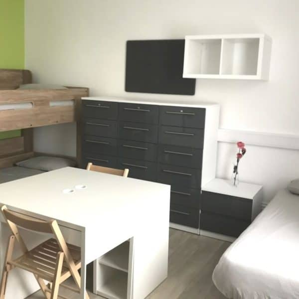 Hyde Park residence accommodation - Triple Room