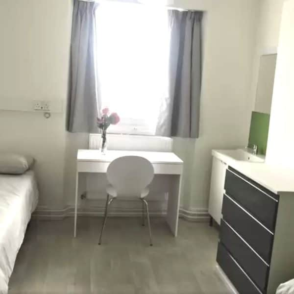 Paddington residence accommodation - Twin Room