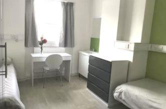 Paddington residence accommodation - Twin Room