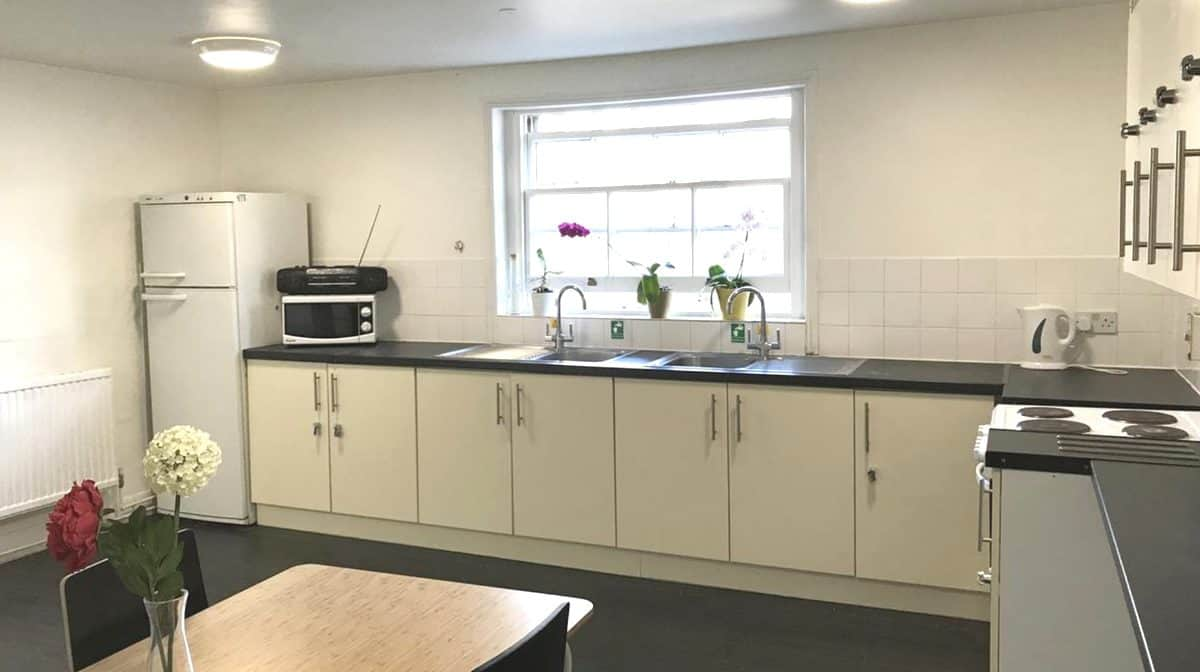 Lancaster Gate Residence Accommodation - Kitchen