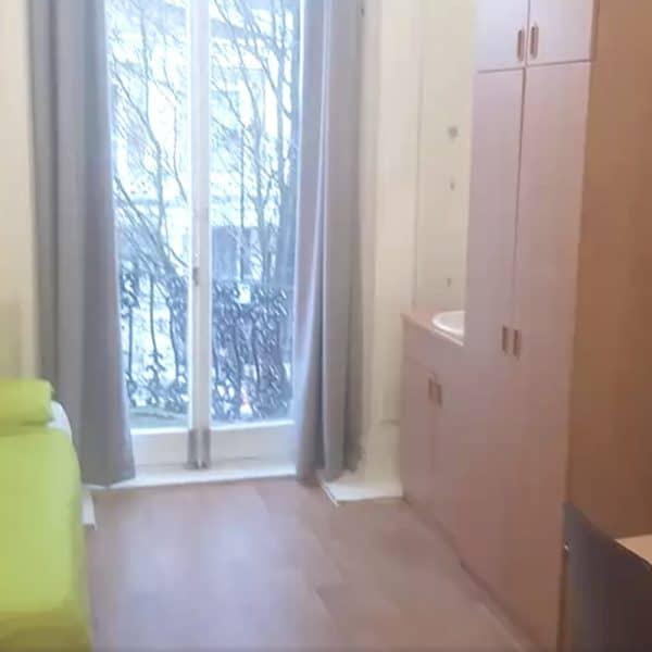 Lancaster Gate Residence Accommodation - Quad Room