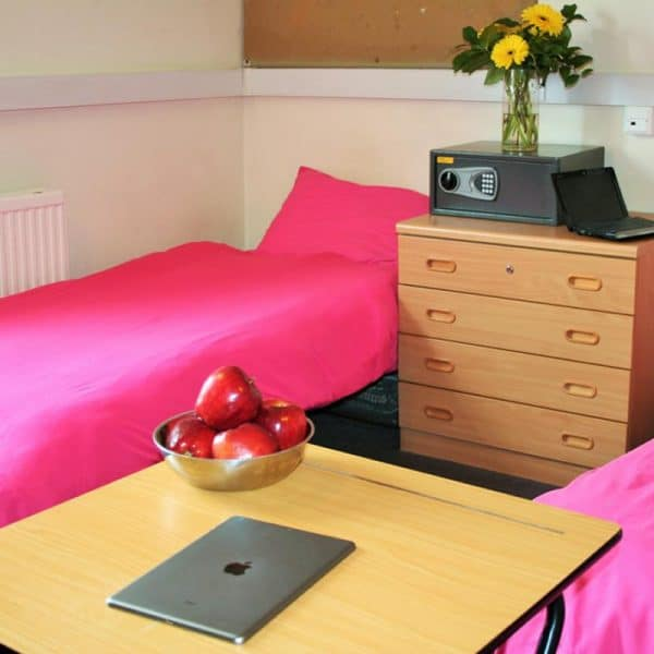 Lancaster Gate Residence Accommodation - Twin Room